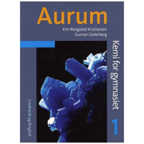 Aurum - kemi for gymnasiet 1