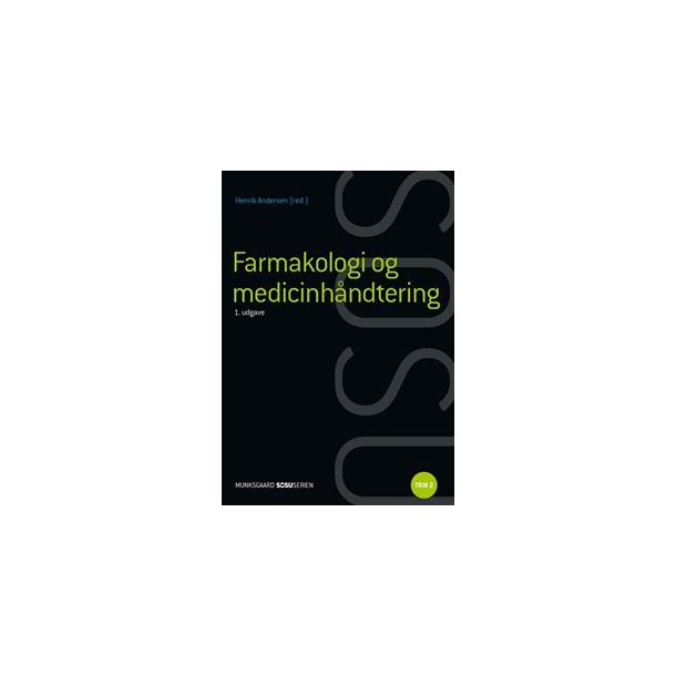Farmakologi og medicinhåndtering