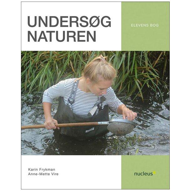 Undersøg naturen - elevens bog